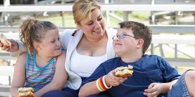 Übergewicht ist erbbar: Dicke Eltern, dicke Kinder
