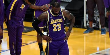 L.A.-Lakers-Star LeBron James