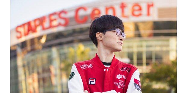 Legenden des eSport: Lee Sang-hyeok