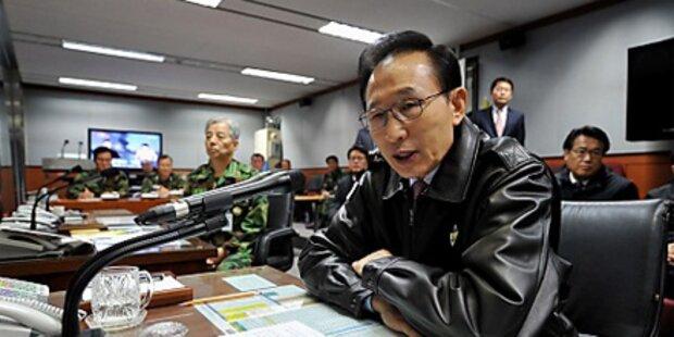 Südkorea will Dialog mit dem Norden