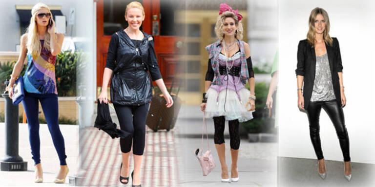 Best Dressed: Stars in Leggings