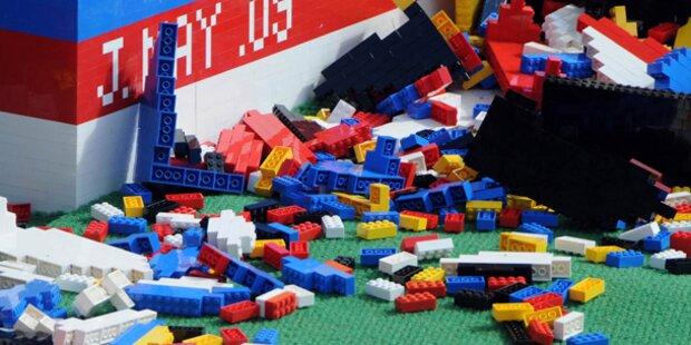 Museum kauft Lego- Konzentrationslager