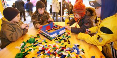 Lego mit kräftigem Gewinnplus im Halbjahr