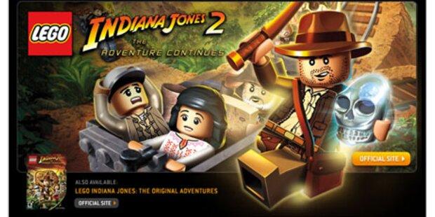 LEGO Indiana Jones 2 Die neuen Abenteuer