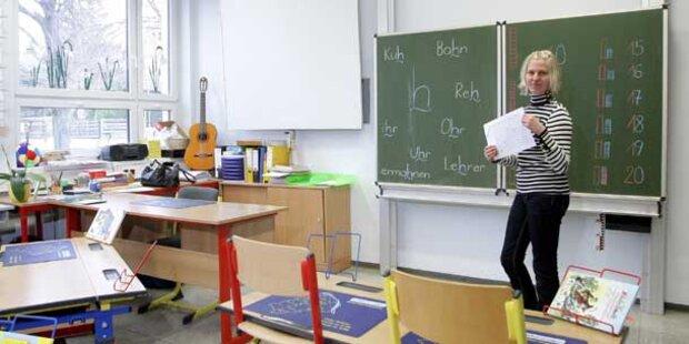 Lehrermangel - und das kurz vor Schulbeginn