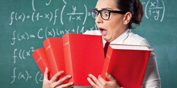 Lehreranwärter stolpern über Deutsch