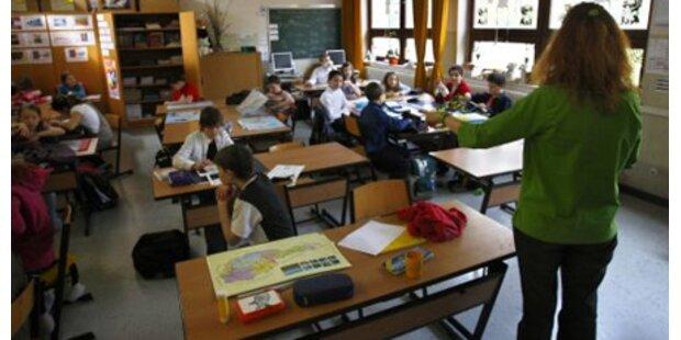 Chronologie des Lehrer-Streits