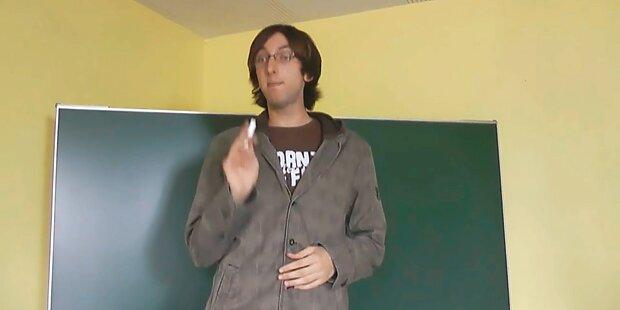 Sex-Video: Tiroler Lehrer verlässt Schule