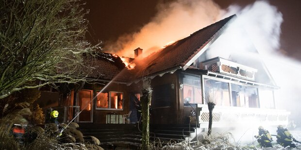 Mysteriöser Wohnhausbrand: Zweite Leiche gefunden