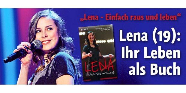 Lena Meyer-Landrut: Ihr Leben als Buch