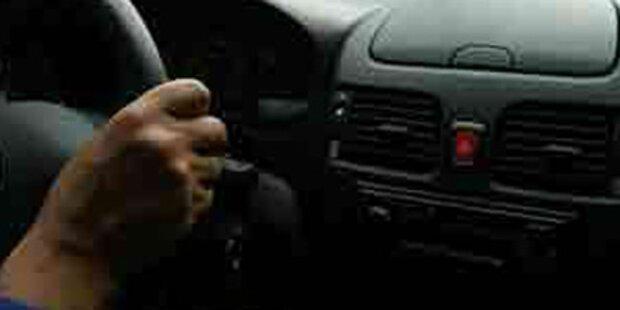 Vater betrunken: Tochter muss fahren