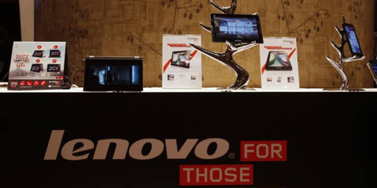 Lenovo: Der chinesische Aufsteiger