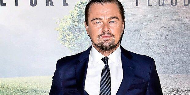 Tarantino dreht mit Leo