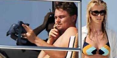 Leonardo DiCaprio: Ohne Bar auf Urlaub KON
