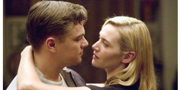 Leo DiCaprio: Kate Winslet küsst heute besser