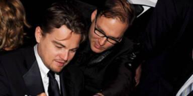Berlinale: Leo DiCaprio zum Anfassen