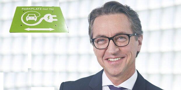 Heimische Strombranche will 50 Mrd. Euro investieren