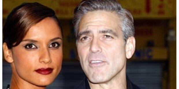 George Clooney verrückt nach Leonor Varela