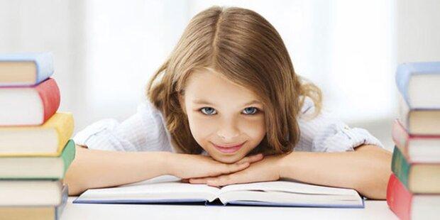 Trotz Smartphone: Kinder lesen klassisch