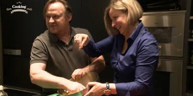 Leser kochen: Sulmtaler Backhendl