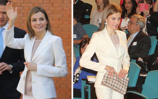 Königin Letizia als Fashion-Ikone