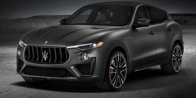 Maserati bringt den Levante Trofeo