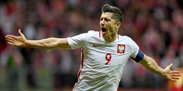 So trickste sich Polen in Topf 1