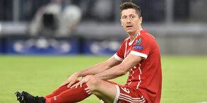 1:2 gegen Real - Bayern vor dem Aus