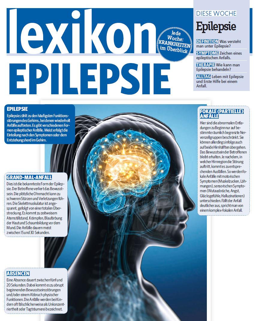 Lexikon Epilepsie