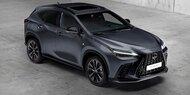 Neuer Lexus NX kommt auch als Plug-in-Hybrid