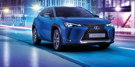 Lexus bringt den UX als Elektroauto