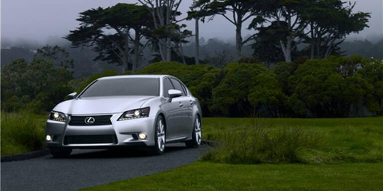 Weltpremiere des neuen Lexus GS (2012)
