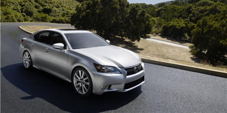 IAA 2011: Lexus zeigt Zukunftsstrategie