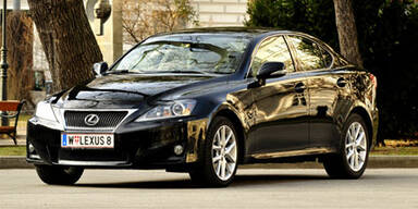 Neuer Lexus IS 200d im Test