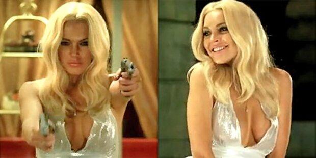 Lindsay Lohan spielt brutale Marilyn