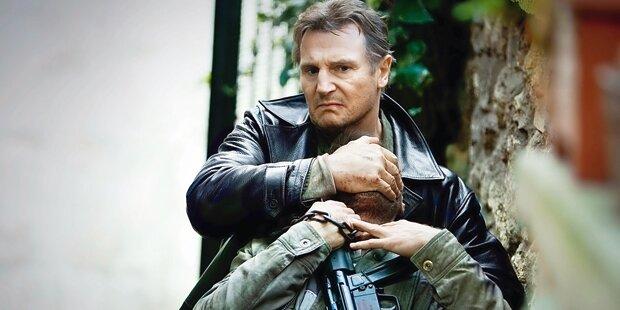 Neeson als Held der