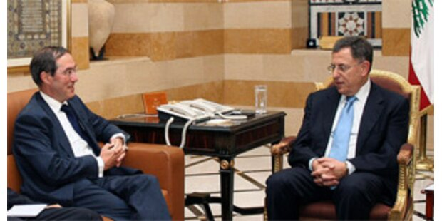 Libanesische Präsidentenwahl wieder verschoben