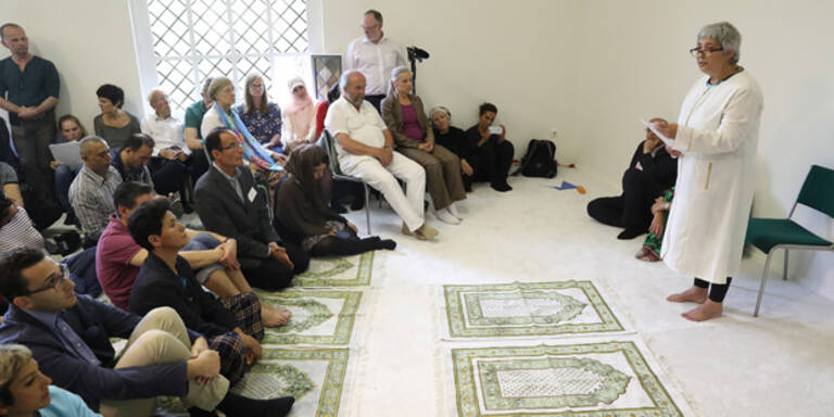 Liberale Imamin wettert gegen Fundamentalisten