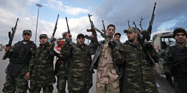 Chef der lybischen Militärpolizei erschossen