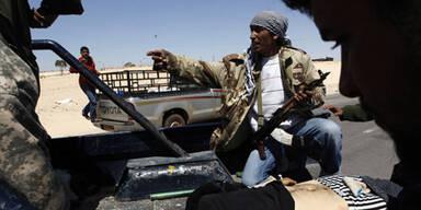Libyen Opfer