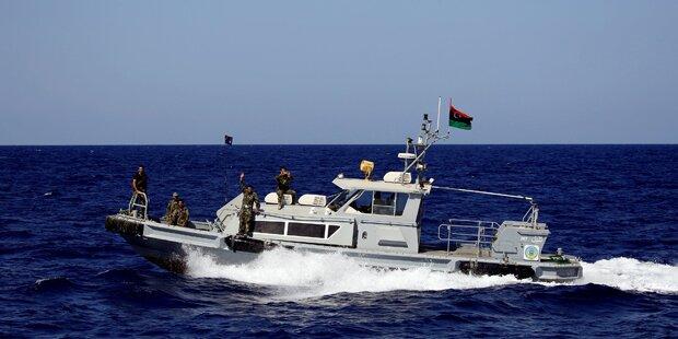 EU-Mission im Mittelmeer startet schleppend