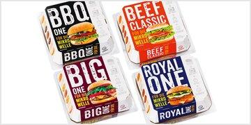 """Geschmacks-Flop: Burger vom Diskonter: Lidl kopiert """"Big Mac"""" und Co."""
