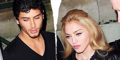 Liebes-Aus für Madonna und Jesus Luz