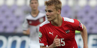 Real kauf Rapid-Youngster Lienhart