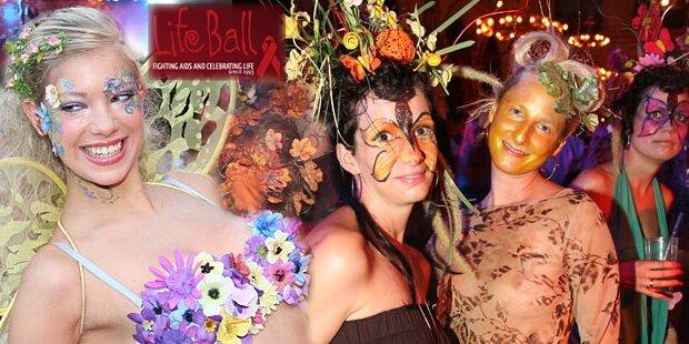Opulenter Life Ball mit vielen Promis