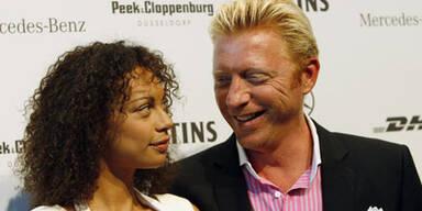 Lill & Boris Becker