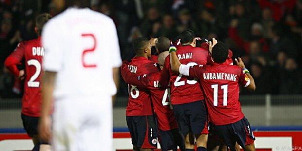 Juventus, HSV und Lüttich vor EL-Viertelfinale