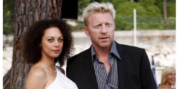 Boris Becker heiratet evangelisch