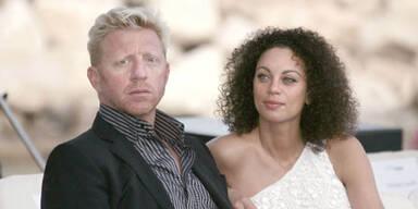 Lilly Kerssenberg & Boris Becker