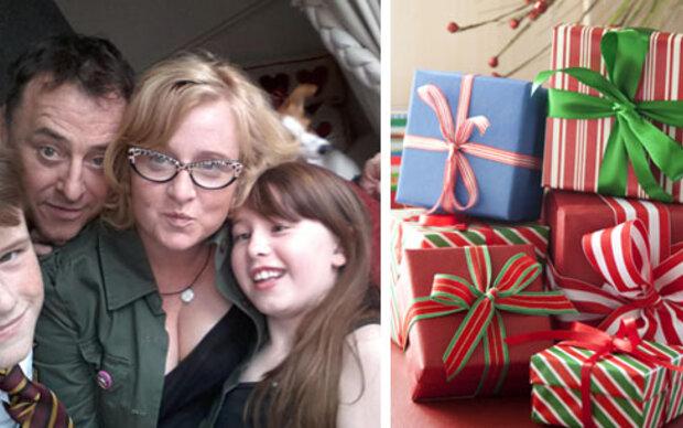 Sterbendes Mädchen verschickte noch Geschenke